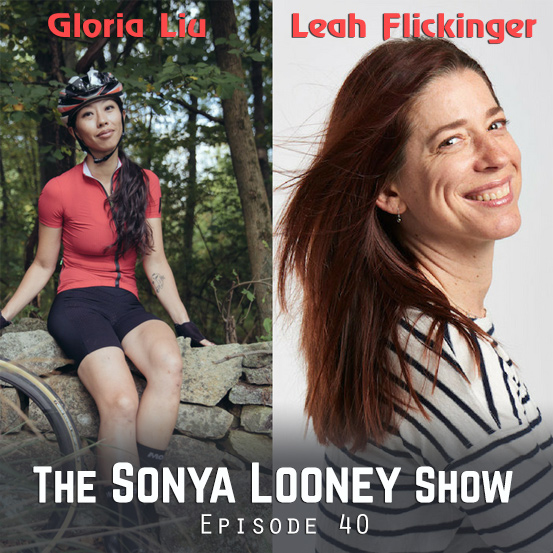 How to be a Writer + Female Leaders with Bicycling Magazine - Sonya Looney