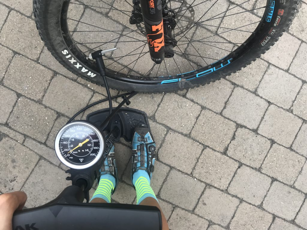 The Ultimate Guide To Mountain Bike Tire Pressure Sonya Looney