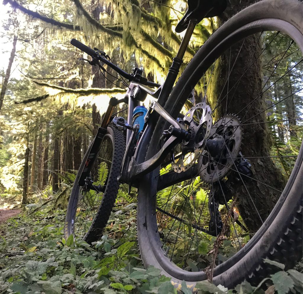 The Ultimate Guide to Mountain Bike Tire Pressure - Sonya Looney